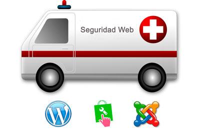 Mantenimiento web de seguridad